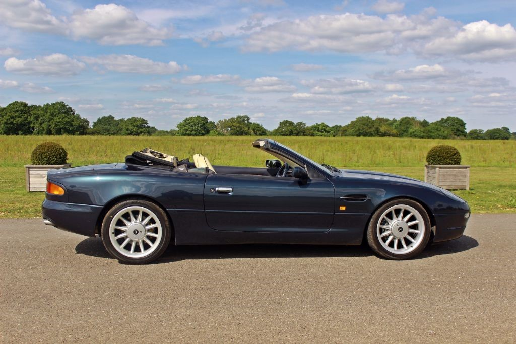 used aston martin db7 for sale pulborough west sussex