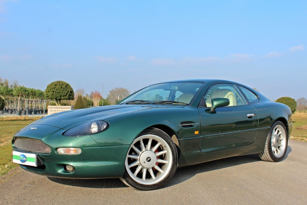 Used Aston Martin DB For Sale Pulborough West Sussex - Aston martin db 7 for sale