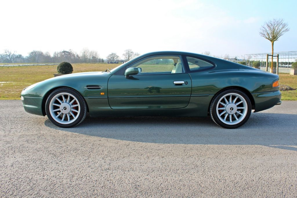 Used Aston Martin DB For Sale Pulborough West Sussex - Db7 aston martin