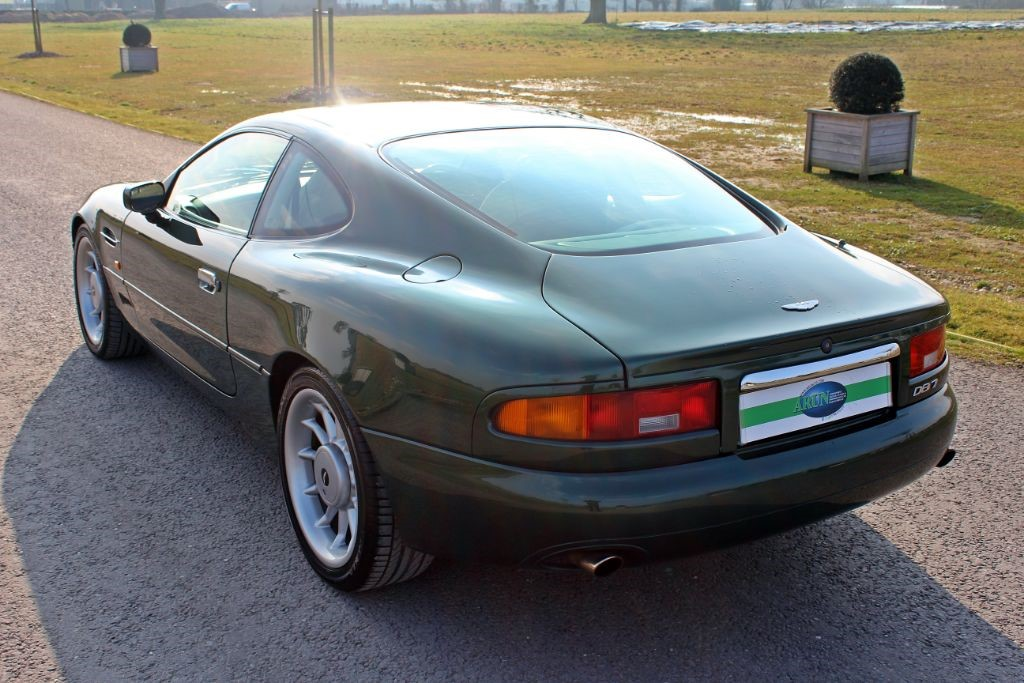 Aston Martin Db7 I6 Coupe For Sale Pulborough West Sussex