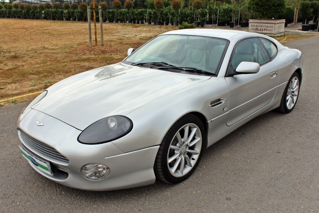 Used Aston Martin DB For Sale Pulborough West Sussex - Used aston martin