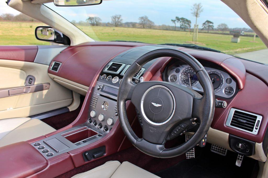 Aston Martin DB V VOLANTE For Sale Pulborough West Sussex - Aston martin 117