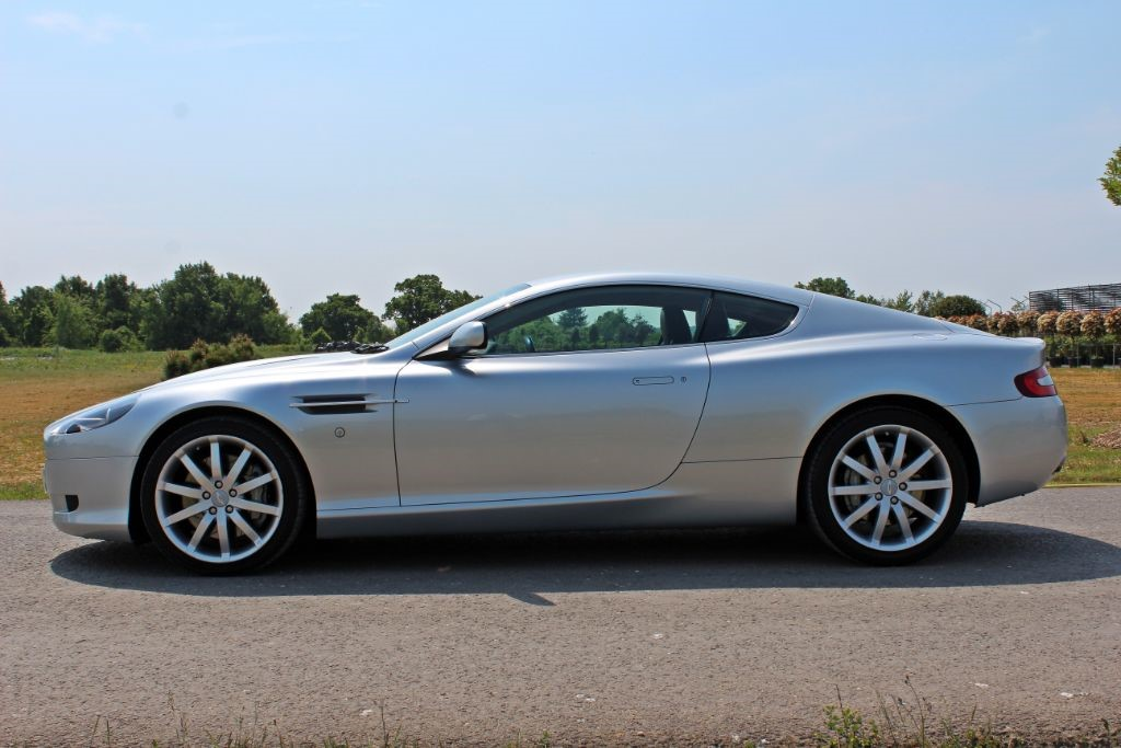Used Aston Martin DB For Sale Pulborough West Sussex - Used aston martin for sale