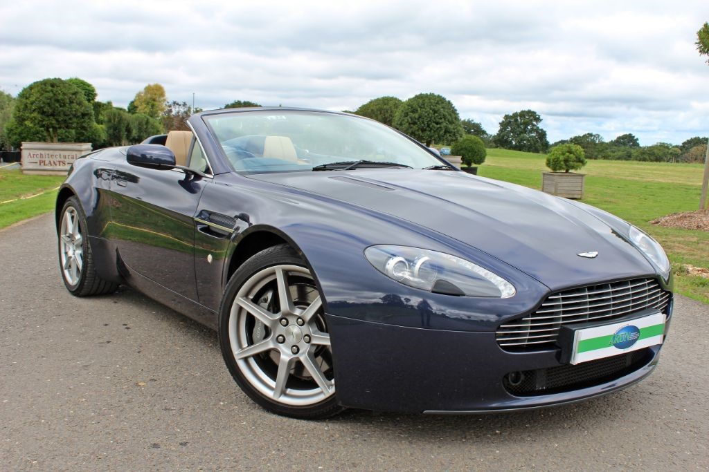 Used Aston Martin Vantage For Sale Pulborough West Sussex - Used aston martin v8 vantage