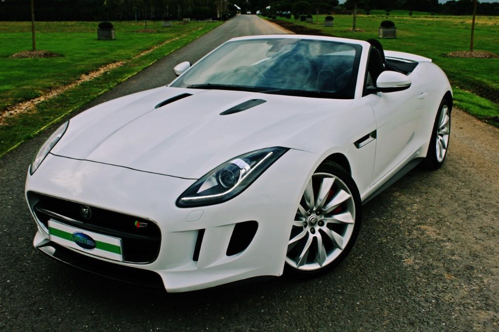 Jaguar F-Type