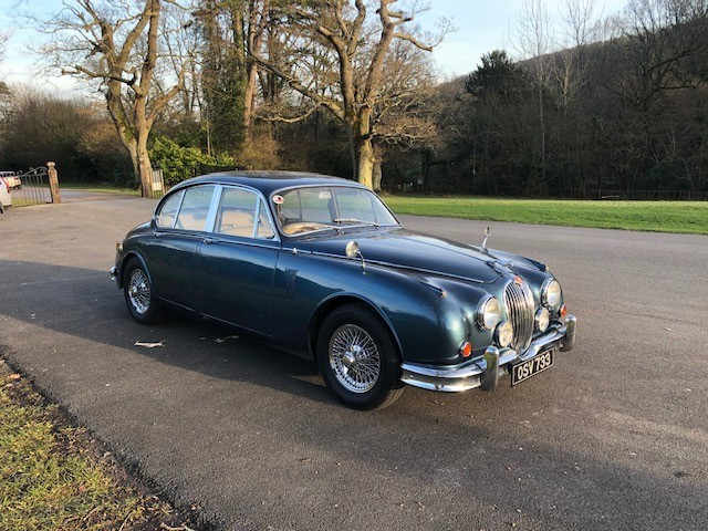Jaguar Mark II