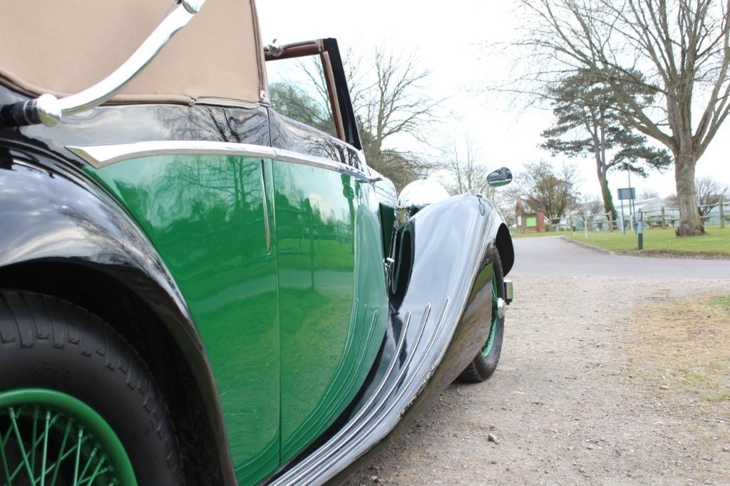 Jaguar MK IV