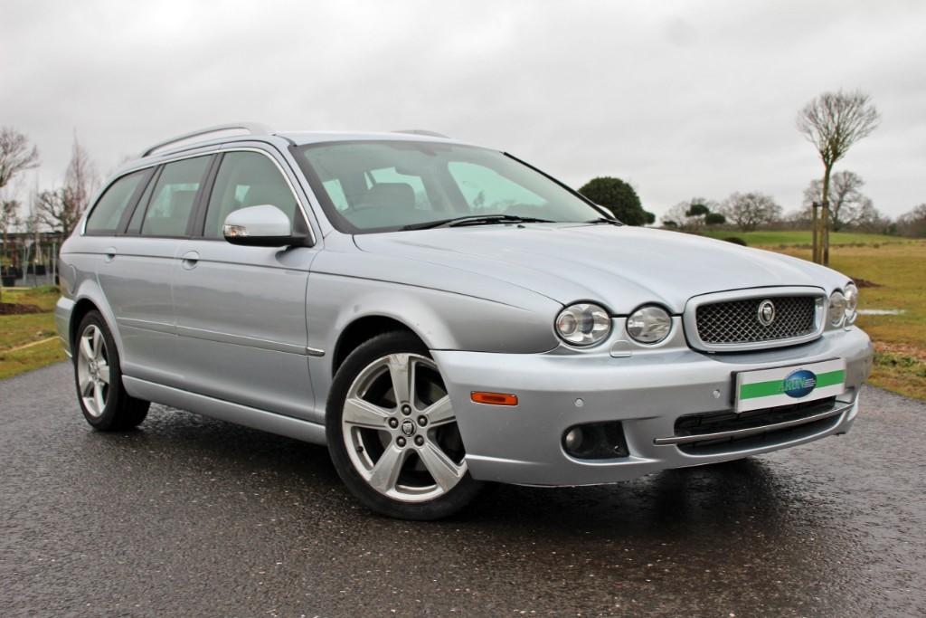 jaguar x-type se estate for sale | pulborough, west sussex
