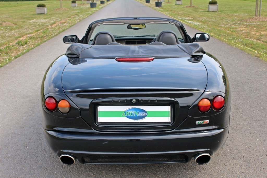 Jaguar XKR 4 2 CONVERTIBLE - ARDEN CONVERSION For Sale