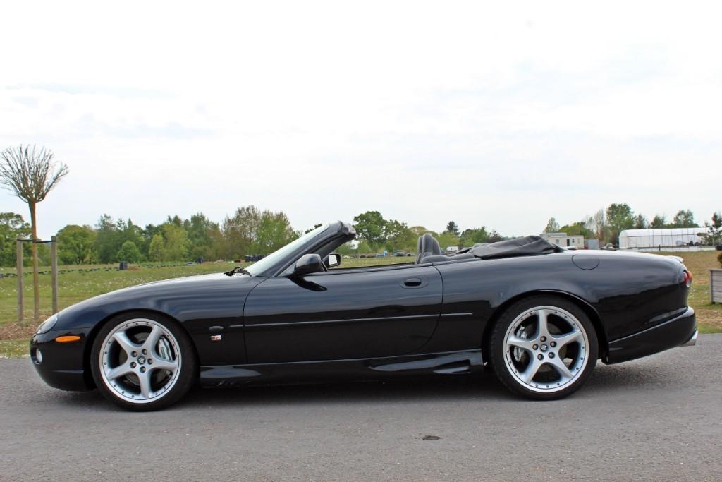 Jaguar XKR 4 2 CONVERTIBLE - ARDEN CONVERSION For Sale