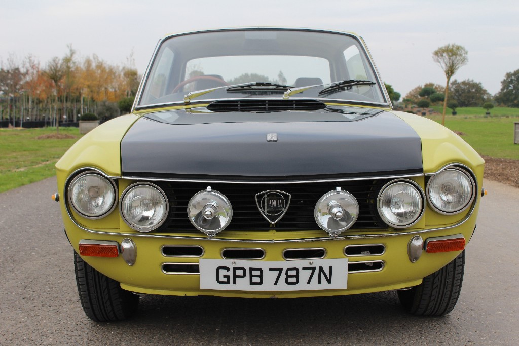 Lancia Unlisted