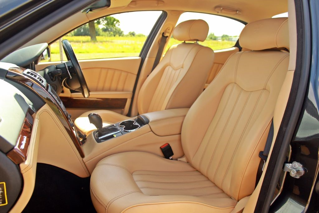 Used maserati quattroporte for sale pulborough west sussex for Porte saloon