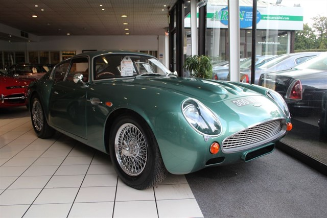 used Aston Martin DB4 Zagato Recreation in west-sussex