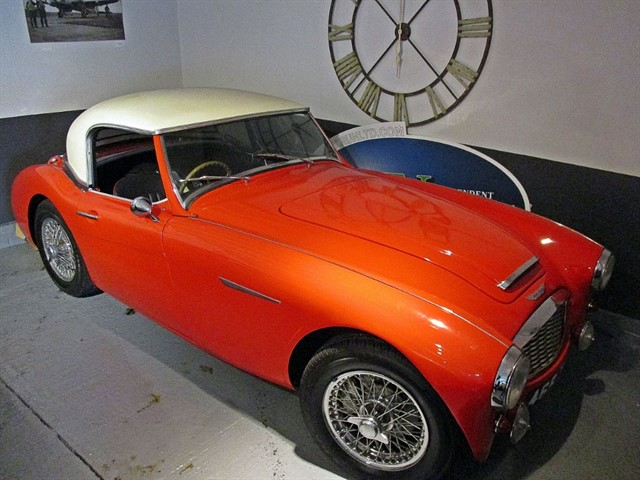 used Austin Healey 100/6 in west-sussex