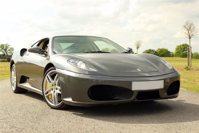 used Ferrari F430 F1  in west-sussex