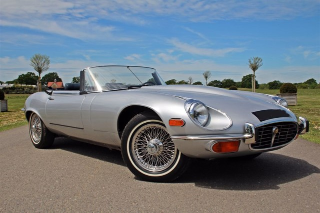 used Jaguar E-Type E Type Series 3 V12 Roadster in west-sussex