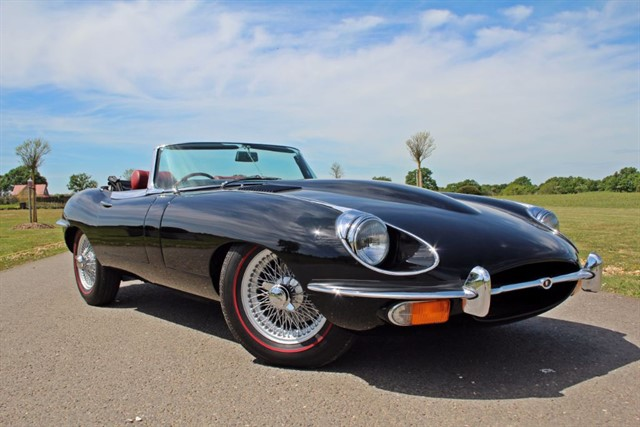 used Jaguar E-Type E-Type Series II Roadster in west-sussex