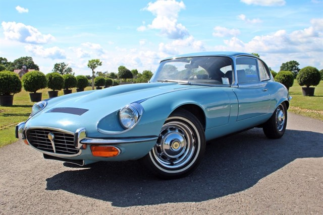used Jaguar E-Type Series 3 2+2 in west-sussex