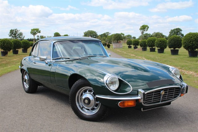 used Jaguar E-Type Series III 5.3 2+2   in west-sussex