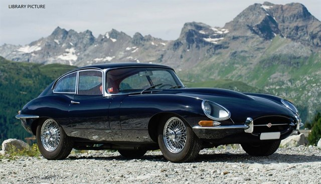 used Jaguar E-Type 4.2 Series 1 FHC in west-sussex