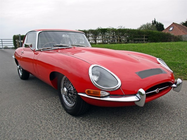 used Jaguar E-Type Series 1 4.2  in west-sussex