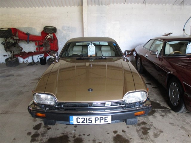 used Jaguar XJS HE in west-sussex