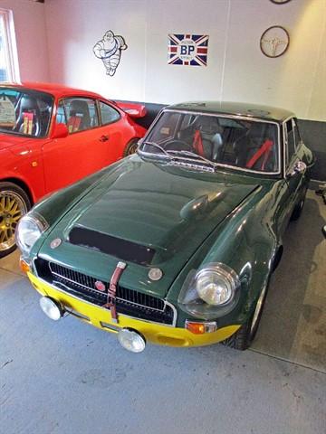 used MG MGB SEBRING GT V8 in west-sussex