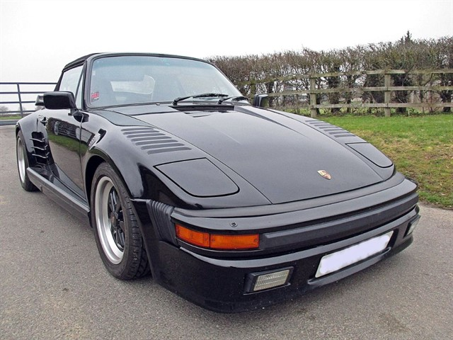 used Porsche 911 Turbo 930 Flatnose in west-sussex