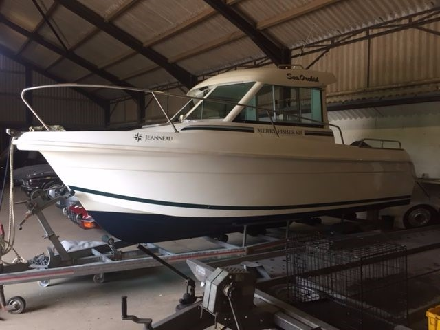 used Yamaha  Merry Fisher 625 HB in west-sussex