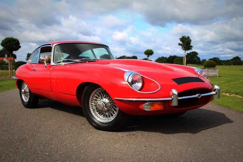 Jaguar E-Type for sale