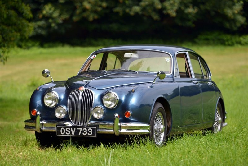 Jaguar Mark II for sale
