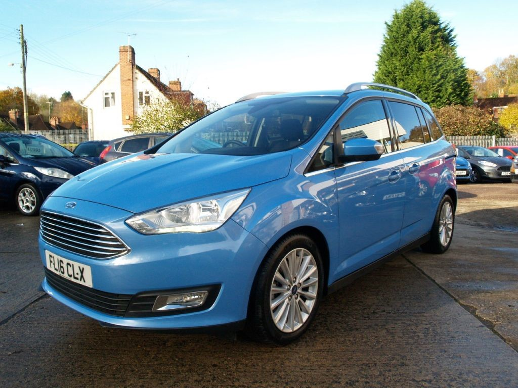 used iceberg blue ford c max for sale gloucestershire. Black Bedroom Furniture Sets. Home Design Ideas