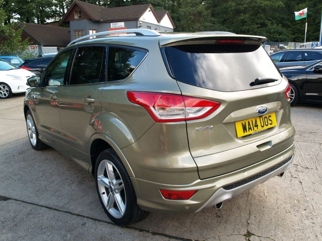 Image Result For Ford Kuga Titanium X Sport On Motability