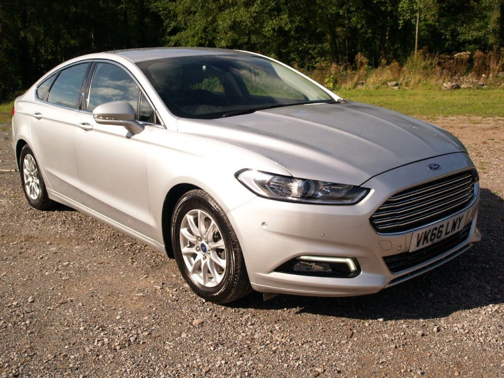 Used Moondust Silver Ford Mondeo For Sale Gloucestershire