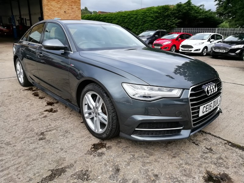 used Audi A6 TDI ULTRA S LINE in lydney