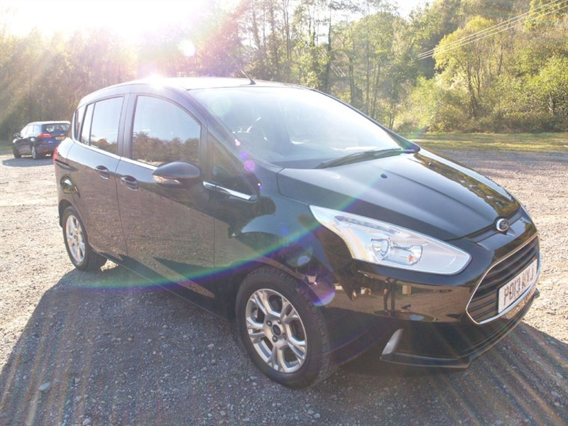 used Ford B-Max Zetec in lydney