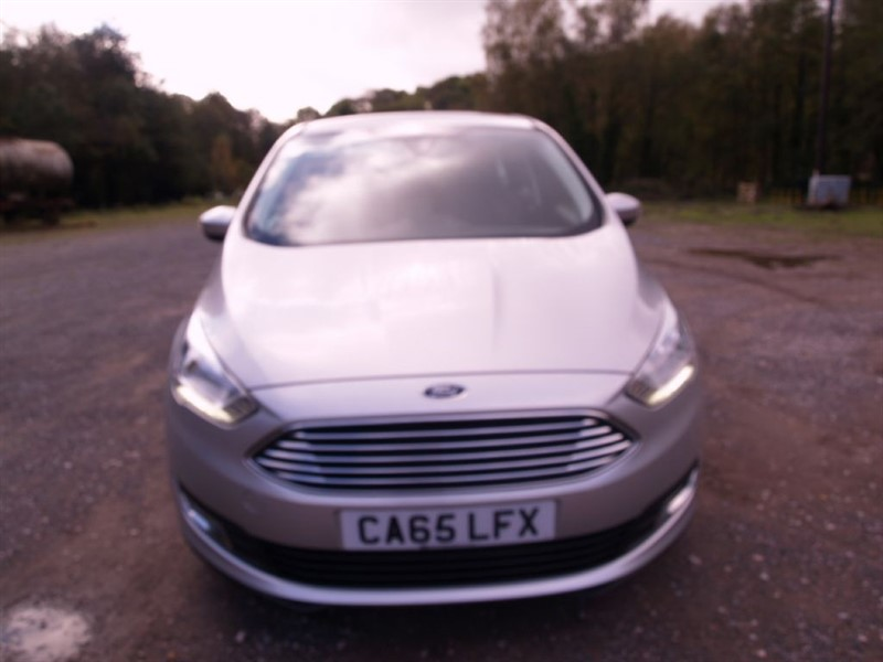 used Ford C-Max TITANIUM TDCI in lydney