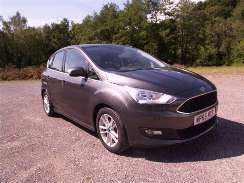 used Ford C-Max ZETEC in lydney