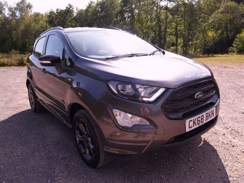 used Ford EcoSport ST-LINE TDCI AWD in lydney