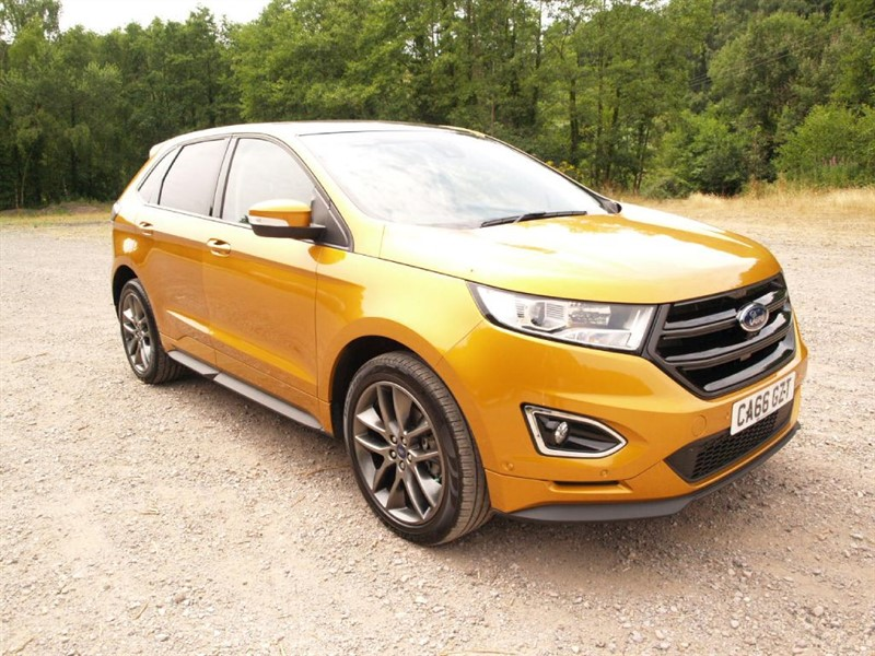 used Ford Edge SPORT TDCI in lydney