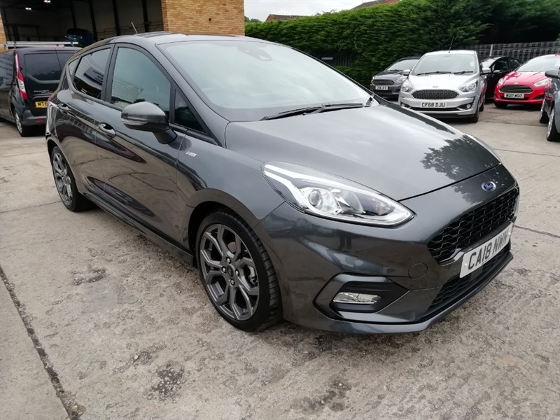 used Ford Fiesta ST-LINE X in lydney