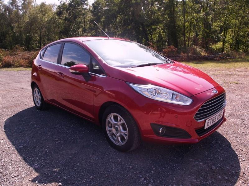 used Ford Fiesta TITANIUM ECONETIC TDCI in lydney