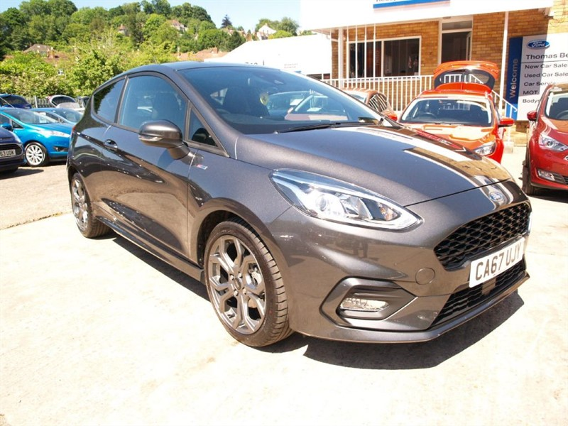 used Ford Fiesta ST-LINE in lydney