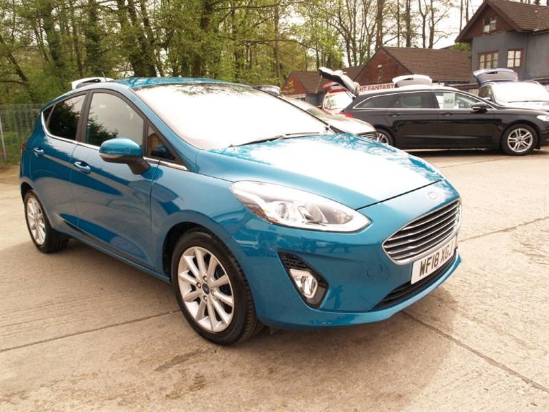used Ford Fiesta TITANIUM in lydney