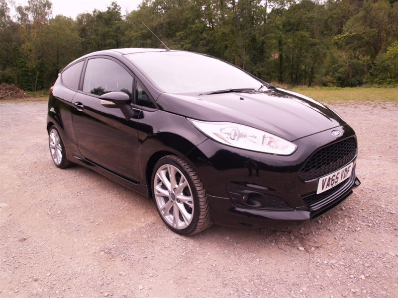 used Ford Fiesta ZETEC S in lydney