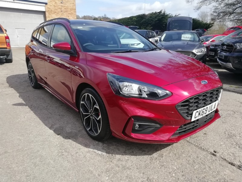 used Ford Focus ST-LINE X in lydney