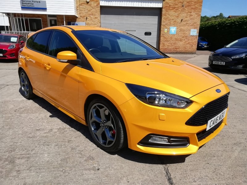 used Ford Focus ST-3 in lydney