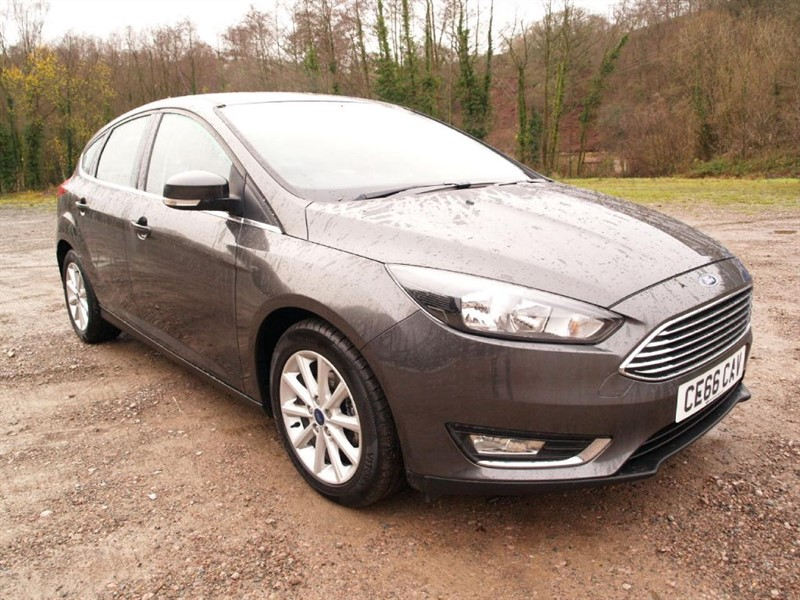 used Ford Focus TITANIUM TDCI in lydney