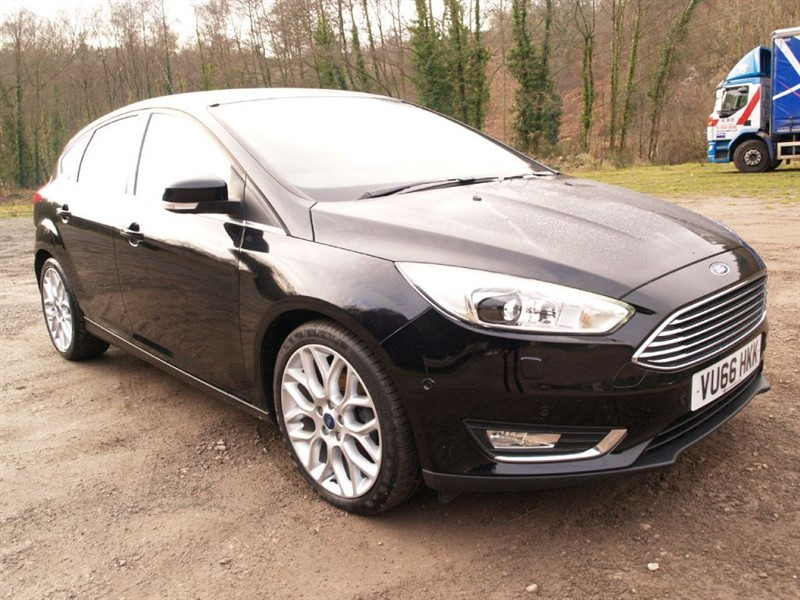used Ford Focus TITANIUM X TDCI in lydney