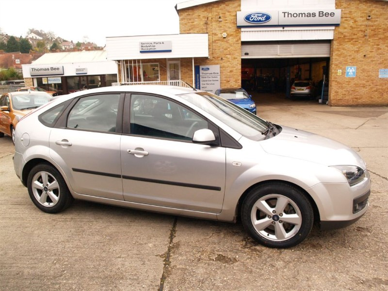 used Ford Focus ZETEC CLIMATE TDCI in lydney